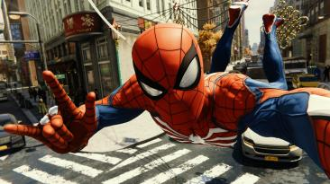 Хвалебный трейлер Marvel's Spider-Man