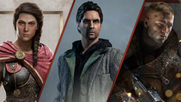 Преображение Assassin's Creed и сериал по Alan Wake: видеодайджест #395