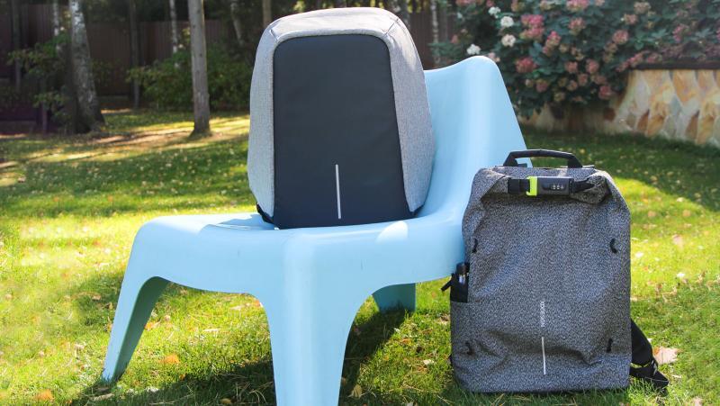 Обзор антивандальных рюкзаков от XD Design