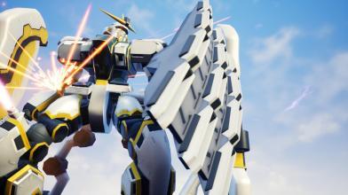 New Gundam Breaker выйдет на PC в конце сентября