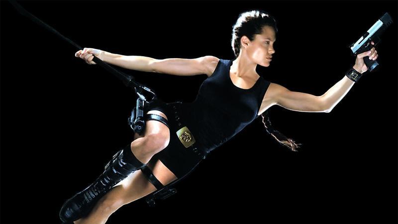 Первый мод для Shadow of the Tomb Raider добавляет новый черный наряд