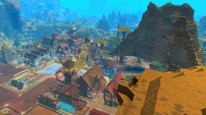 Boundless от бывших сотрудников Lionhead и EA вышла из раннего доступа Steam