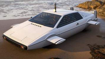 Автомобили Джеймса Бонда в трейлере Forza Horizon 4