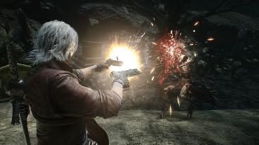 Взрывное возвращение Данте в новом трейлере Devil May Cry 5 с TGS 2018