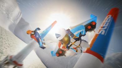 Ubisoft выпустит дополнение X Games для STEEP в конце октября