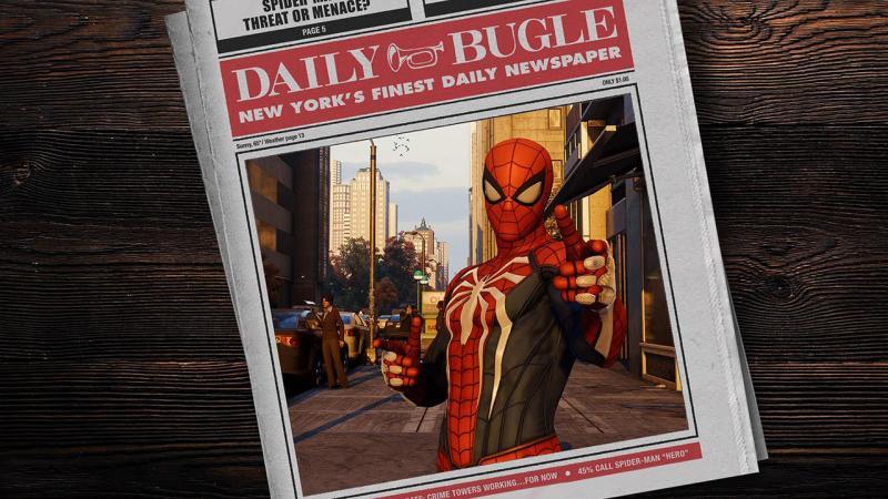 За первые три дня продано более 3,3 миллиона копий Spider-Man