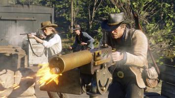 Red Dead Redemption 2 можно полностью пройти с видом от первого лица