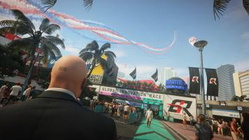 Почти 40 минут геймплея Hitman 2 на уровне Майами