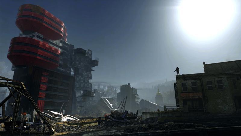 Карта в Fallout 76 носит название Аппалачия