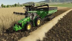 Первый геймплейный трейлер Farming Simulator 19