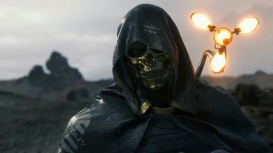 Хидео Кодзима представил новый трейлер и новых персонажей Death Stranding