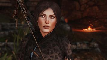 Новый мод для Shadow of the Tomb Raider меняет лицо Лары Крофт