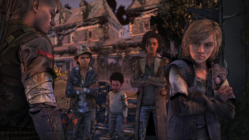 Фанаты организовали петицию для спасения The Walking Dead: The Final Season