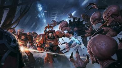 Бета Space Hulk: Tactics на PC стартует сегодня