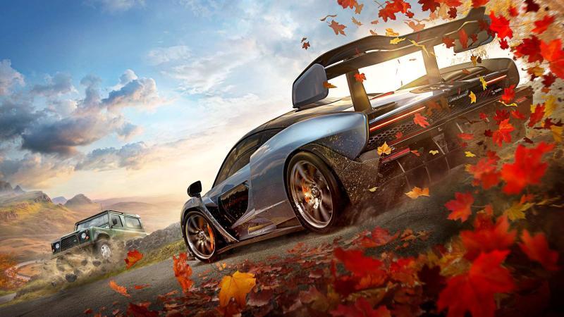 """""""Ведьмак"""" от мира автогонок: обзор Forza Horizon 4"""