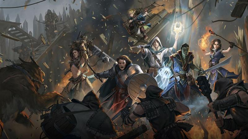 Состоялся релиз Pathfinder: Kingmaker