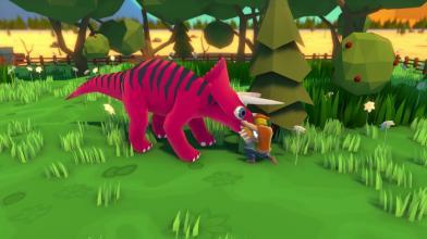 Умилительный менеджер-тайкун Parkasaurus вышел в раннем доступе Steam
