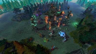 Абсолютное Зло и Богиня Света выяснят отношения в дополнении Clash of Gods для Dungeons 3