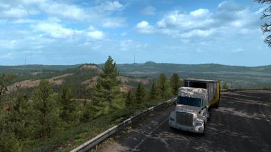 Дополнение American Truck Simulator - Oregon выходит на следующей неделе