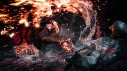 Новый геймплей Данте из Devil May Cry 5