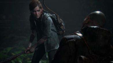 Джоэл и волк на свежем арте The Last of Us: Part 2