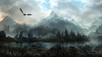 Вышла свежая версия мода Skyrim 3D Trees and Plants