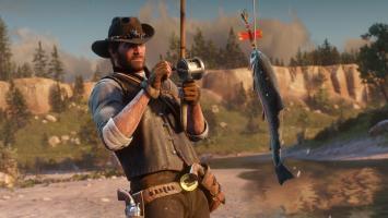 Второй геймплейный трейлер Red Dead Redemption 2
