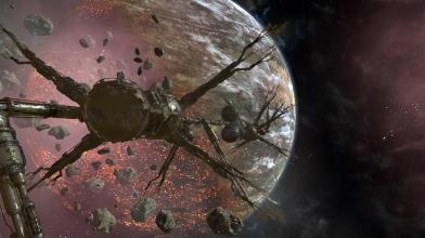 Релиз космической стратегии X4: Foundations состоится в конце ноября