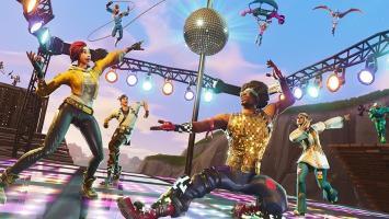 В Fortnite: Battle Royale прибывает танцевальный временный ивент Disco Domination