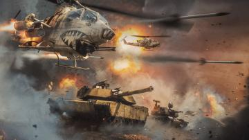 Приятное разнообразие: впечатления от вертолетов War Thunder
