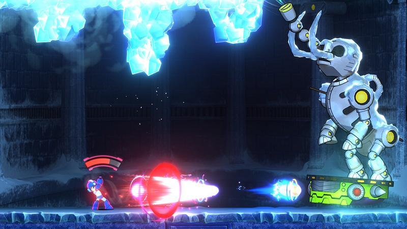 На PC состоялся релиза платформера Mega Man 11