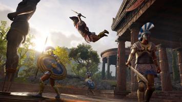 """В Assassin's Creed: Odyssey нашлось место """"королевской битве"""""""