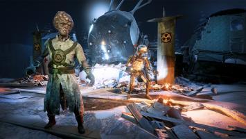 Новый геймплей тактической адвенчуры Mutant Year Zero: Road to Eden