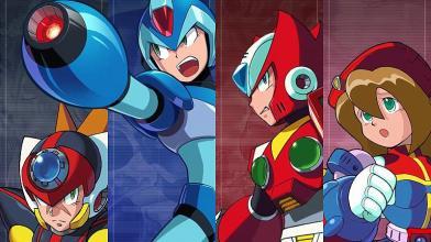 Capcom готовит экранизацию Mega Man