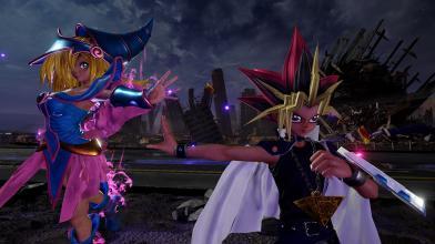 Новый геймплей аниме-файтинга Jump Force