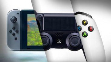 Nintendo не рассматривает Sony и Microsoft в качестве конкурентов