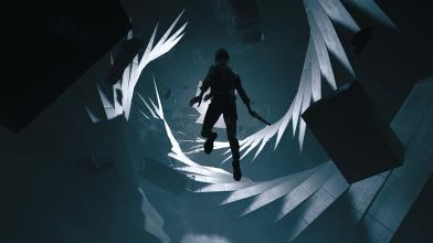 Битва с боссом в новом геймплее Control от Remedy