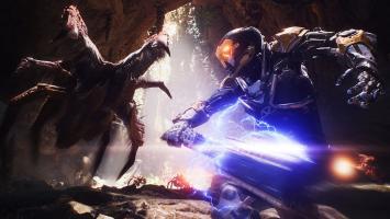 В Anthem студия BioWare впервые поставила геймплей впереди сюжета