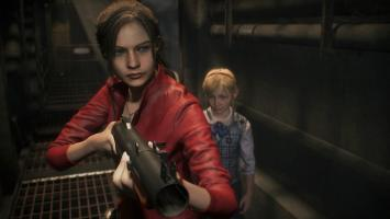 Полчаса нового геймплея ремейка Resident Evil 2