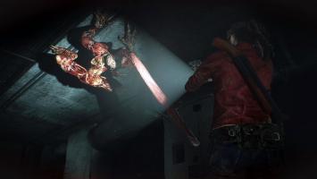 Клэр против ликеров в новом геймплее ремейка Resident Evil 2