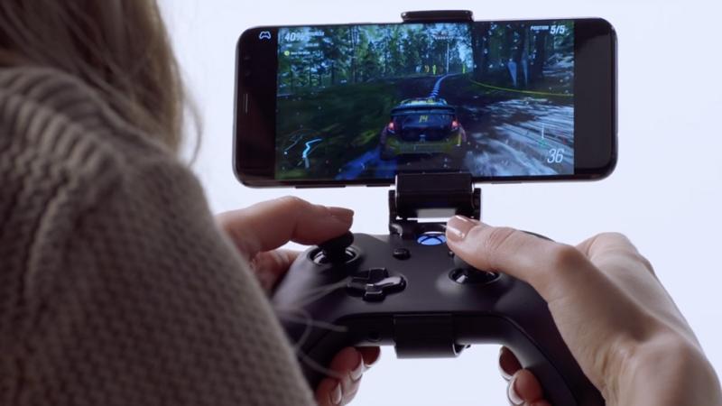 Microsoft анонсировала собственный сервис стриминга игр - Project xCloud