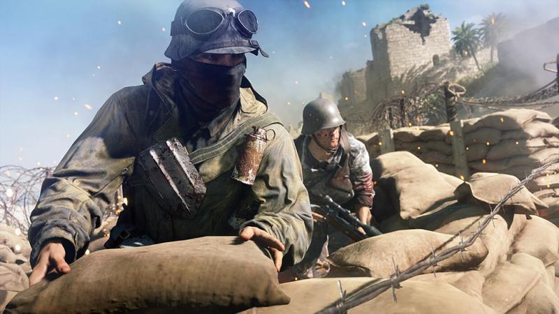 Специализация оружия в Battlefield V была изменена для релизной версии