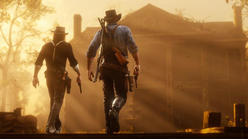 Новые любопытные подробности Red Dead Redemption 2