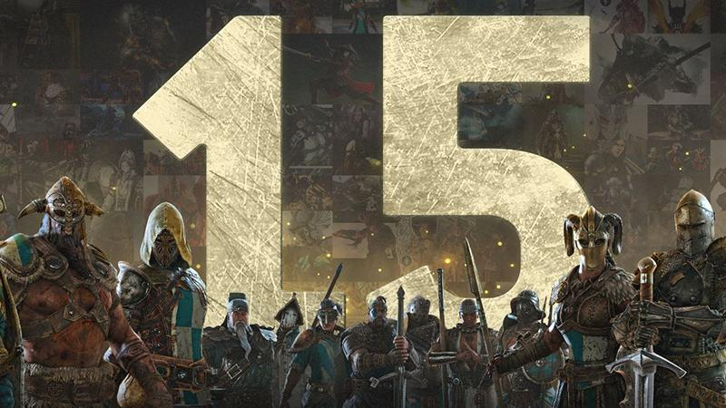 For Honor набрала 15 миллионов игроков в преддверии выхода дополнения Marching Fire