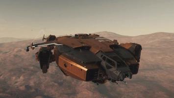 Планета Харстон, покупка космических кораблей и другое в полуторачасовом ролике Star Citizen