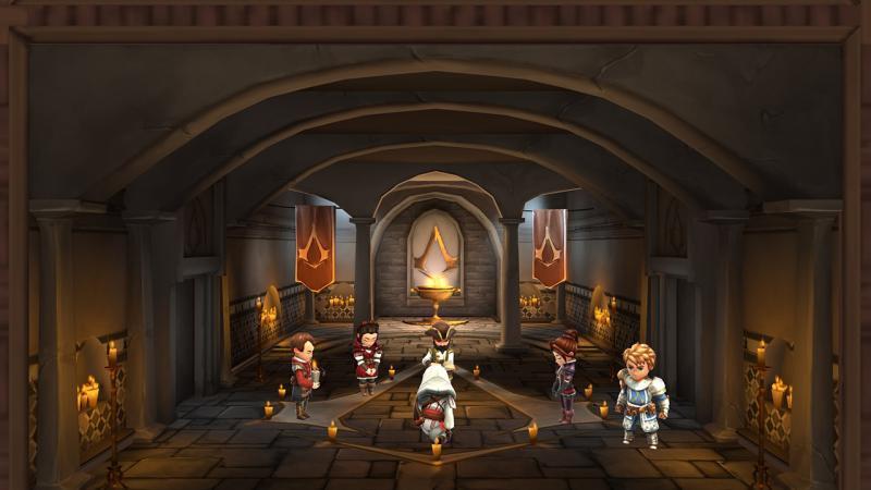 Стратегия Assassin's Creed Rebellion выйдет на мобильных устройствах с 21 ноября