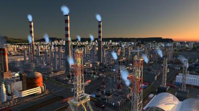 Дополнение Industries для Cities: Skylines станет доступно 23 октября