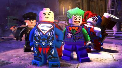 Релизный трейлер LEGO DC Super-Villains в преддверии скорого выхода игры