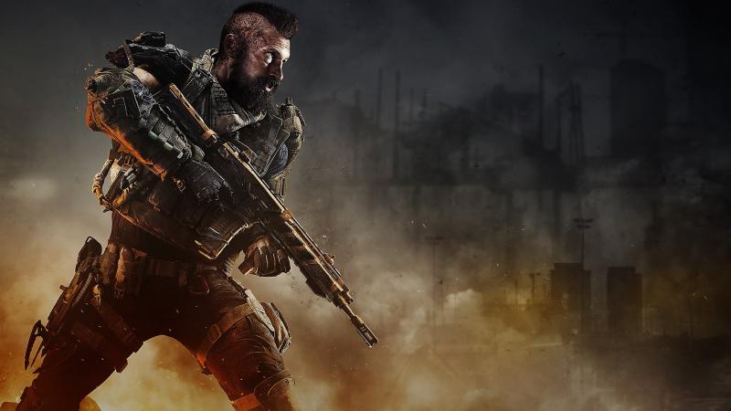 Состоялся релиз Call of Duty: Black Ops 4