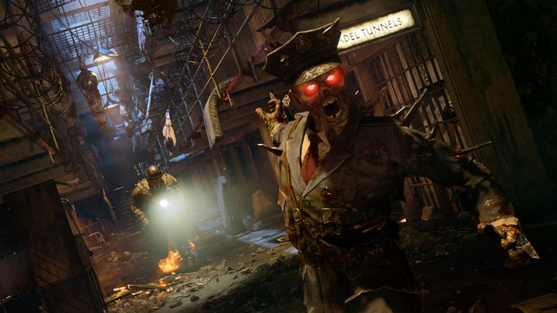 Более 10 минут геймплея зомби-кампании Blood of the Dead из Call of Duty: Black Ops 4